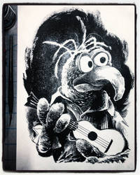 Inktober 2019 Day 3: Gonzo the Great
