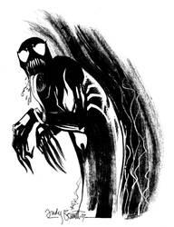Sketch: Venom by B3NN3TT