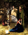 Naughty Fairies by spmphotography