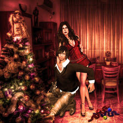Xmas At Home by spmphotography
