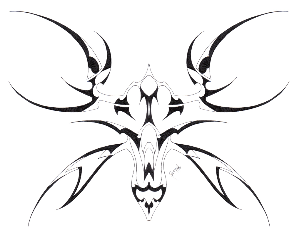 Tattoo 61 by Freyjastear