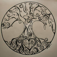 Sandy's Tree of Life