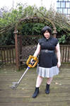 :KH3 Xion Cosplay: by Chiyubelle