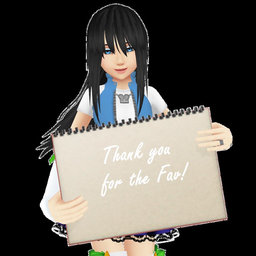 Thank You for Fav