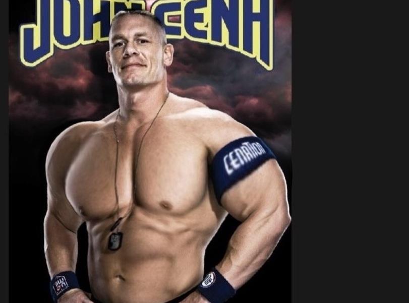 John Cena On Steroids By Tuckman500 On Deviantart