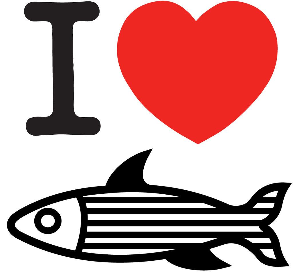 I love Zebrafish by Ljemko on DeviantArt