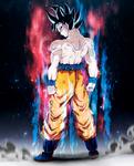 Goku Limit Breaker Forever