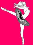 Bailarina Para tutorial