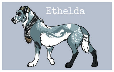 Ethelda by Trenn-la