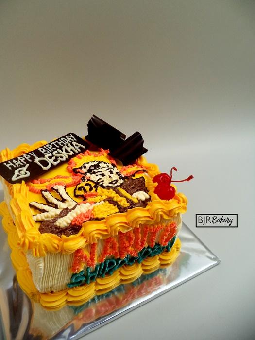 Birthday Cake! by zulfiafd