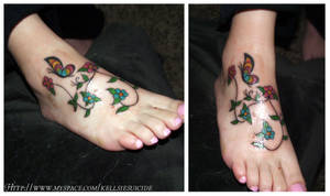 Mom's tattoo