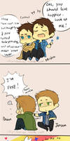 SPN Strip by ChiyoPurr