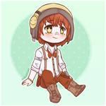 ~DR:K/C - Manzo Chibi~