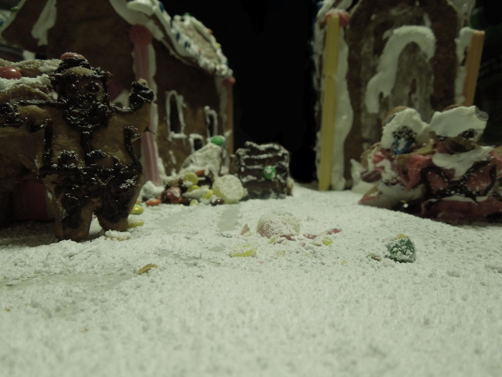 GISHWHES Streets of Sugary Squalor by TanTanTanuki