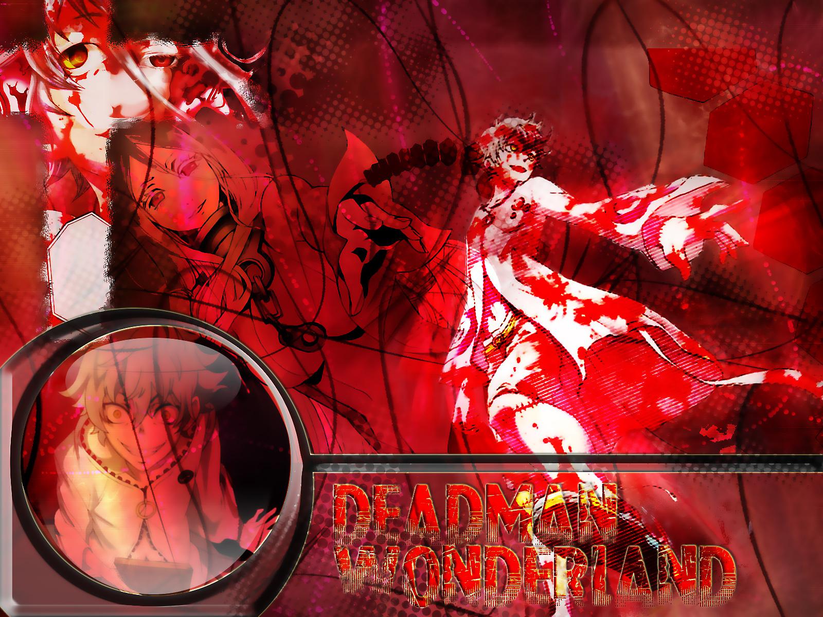 Deadman Wonderland Wallpaper By Sheimydicaprio On Deviantart