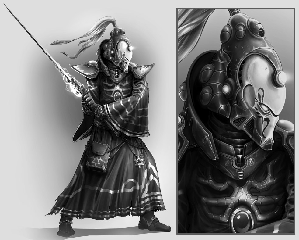Warlock by ning