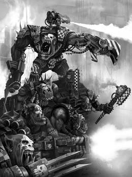 White Skullz Mob