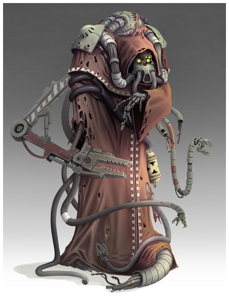 [W40K] Collection d'images : Adeptus Mechanicus Enginseer_didactus_by_ning-d7gouj9