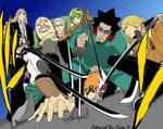Ichigo and the Vizards
