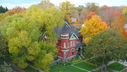 Autumn House by E88