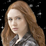 Amy Pond Avatar by RoseSwan