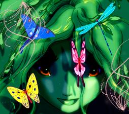 Spring Sprite Avatar by RoseSwan