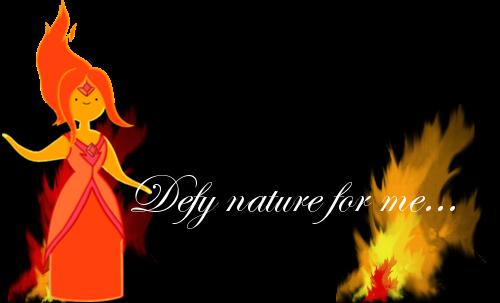 Flame Princess Signature by RoseSwan