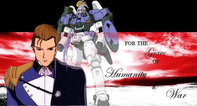 Gundam Request by RoseSwan