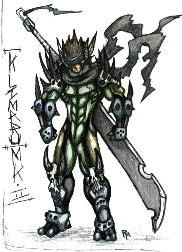 Klimaru Mk.II by Tentionmaru
