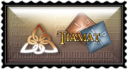 Tiamat Stamp by Idash