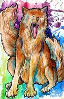 Yawn by FuzzyMaro