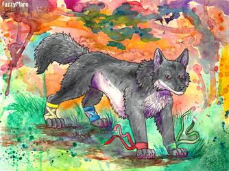Colorful world  by FuzzyMaro