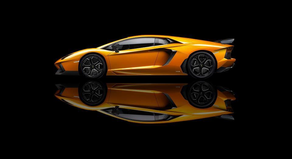 Lamborghini Aventador SV by damianf86
