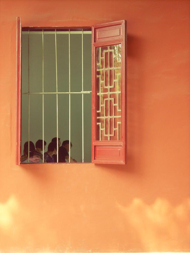 Window II by MloyangDrawlo