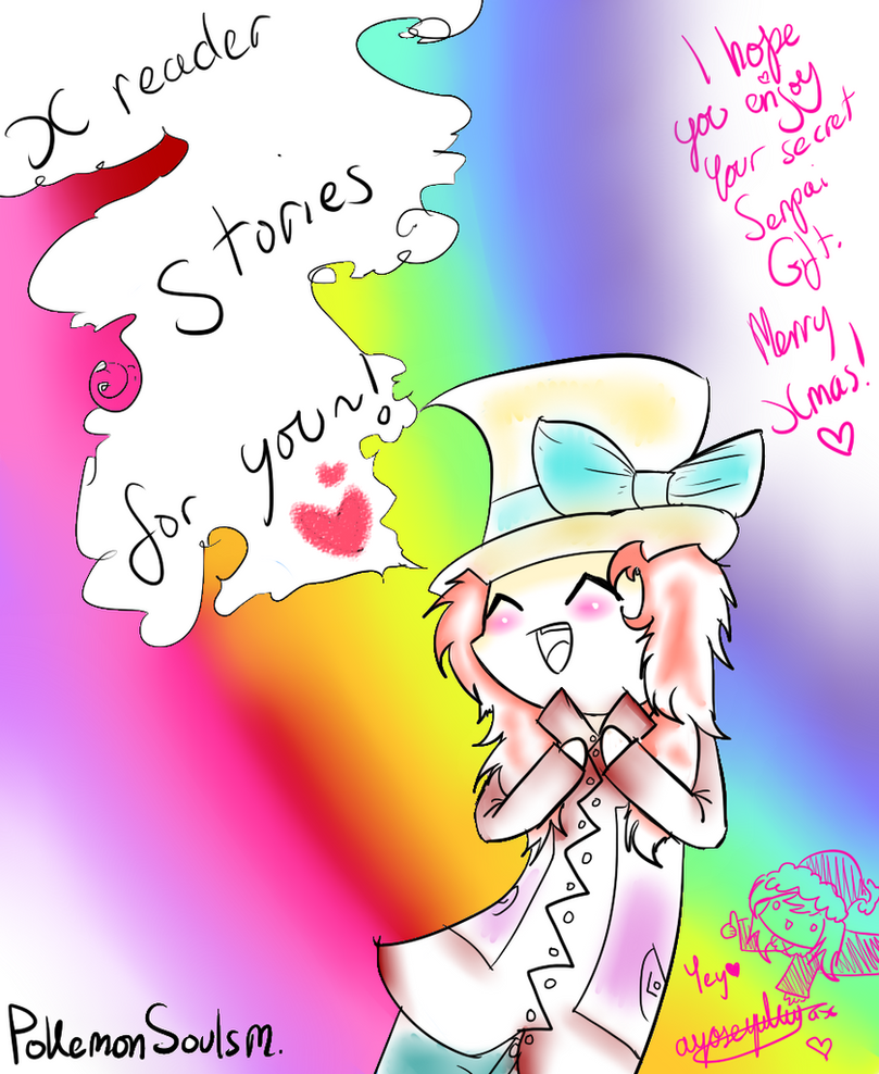 Seceret Senpai Gift by pokemonsoulsm