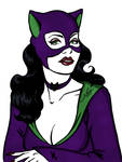 Catwoman Bust
