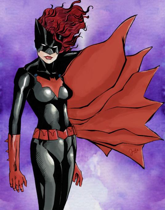Batwoman by BloodTalonHero