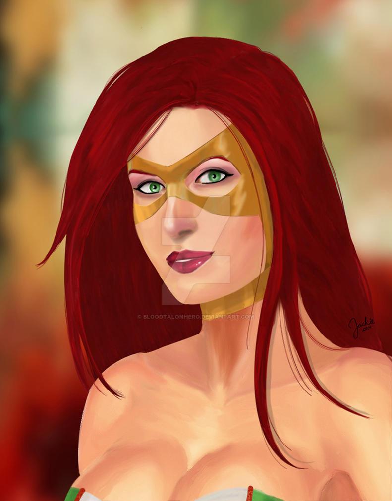 MJ - Commission by BloodTalonHero