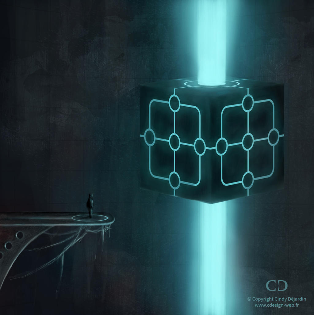 Cube by cdesign-art