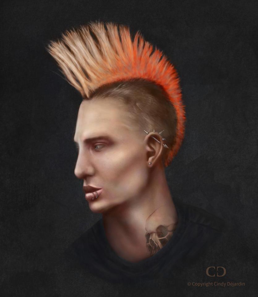 Punk by cdesign-art