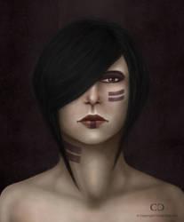 Portrait Practice by cdesign-art