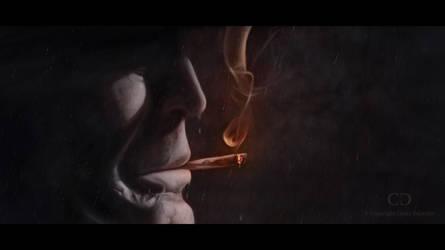 Smoke and Suspicion by cdesign-art