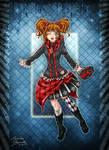 School's Out (Punk Lolita Fashion)