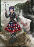 London Express (Punk Lolita Fashion)