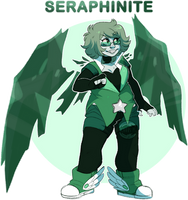 Seraphinite by planetsrings