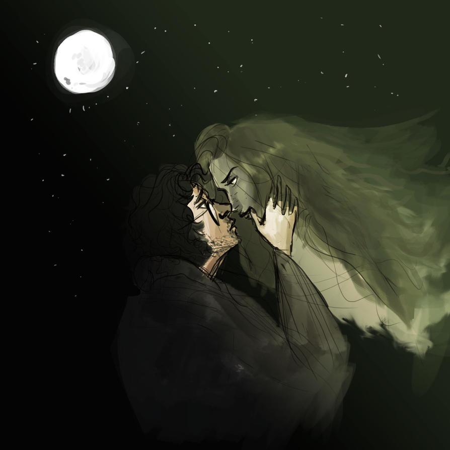 Harry y Ginny by salma17