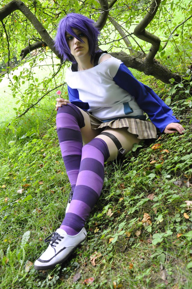 Mizore Shirayuki by Visual-Aurelie