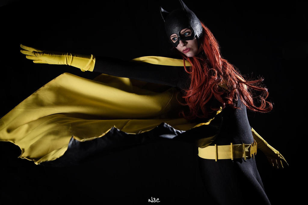 Batgirl - Caped Crusader by Visual-Aurelie