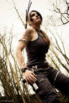 You can do it Lara... After all, you are a Croft