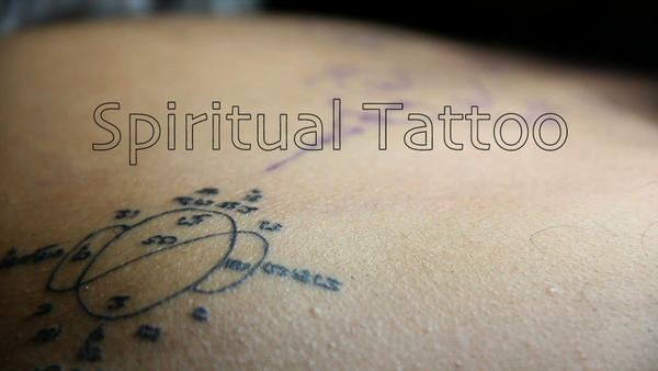 Spiritual Tattoo 01 by cvied